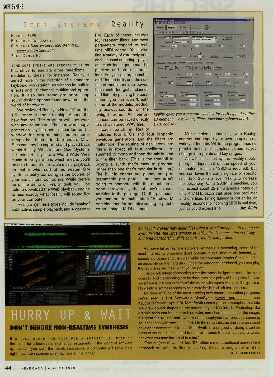 9808 REALITY KEYBD ARTICLE