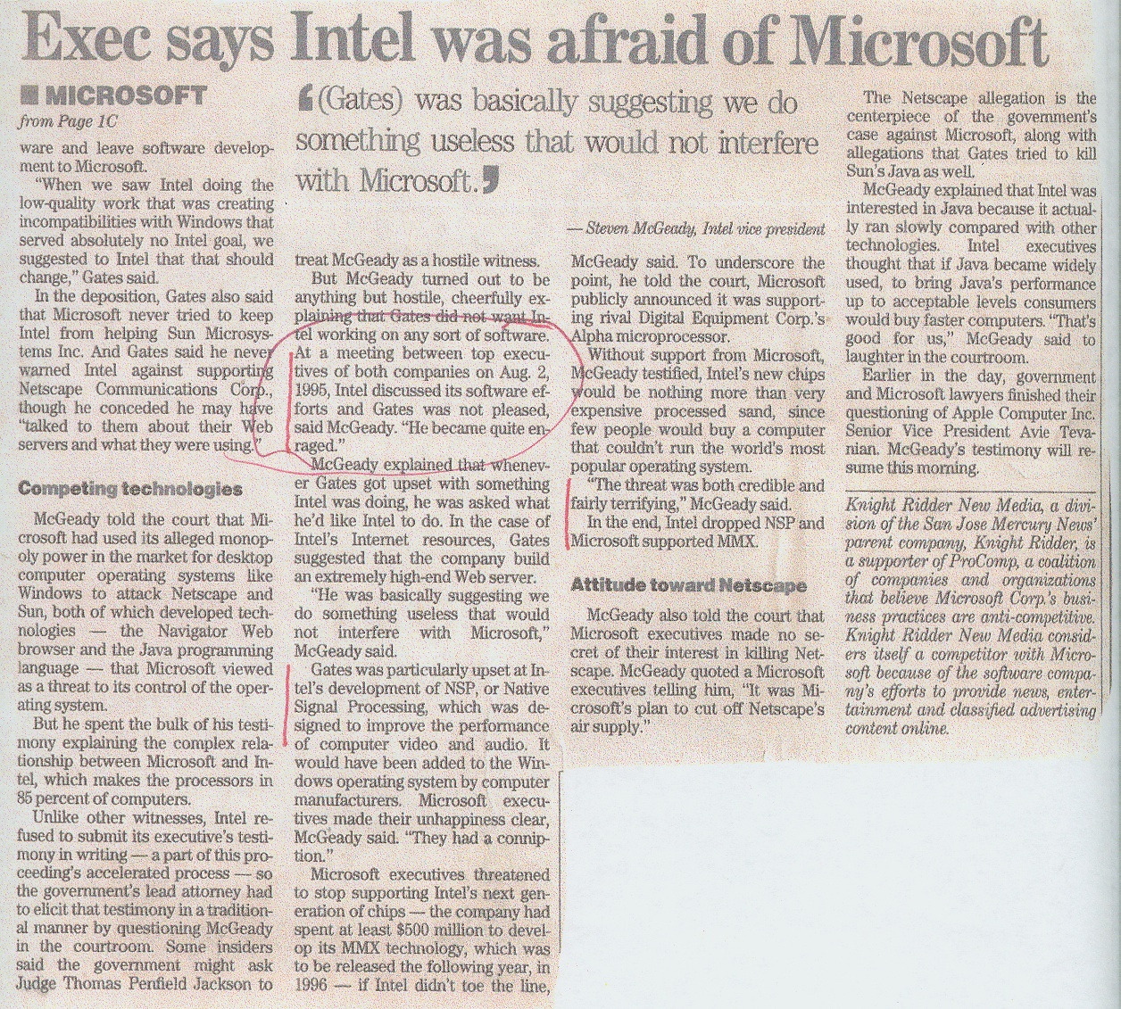9811INTEL_3. Read Full Article  Microsoft Articles Of Incorporation